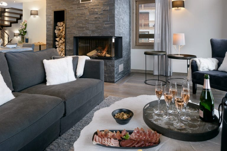 Le C Penthouse Koh I Nor 5 Bedroom Courchevel Moriond (1661)
