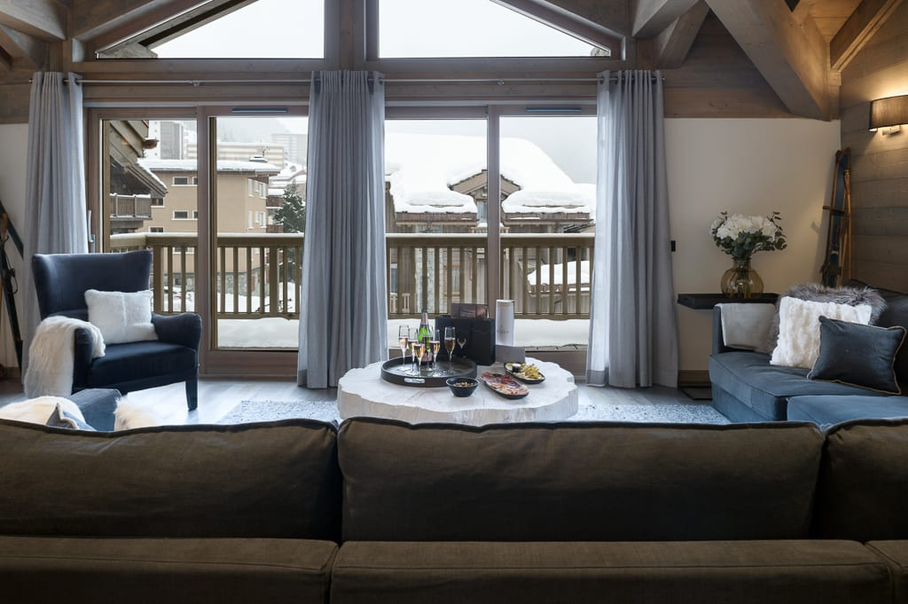 Le C Penthouse Koh I Nor 5 Bedroom Courchevel Moriond (1663)