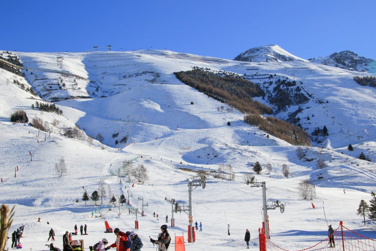 Les Deux Alpes - © Top Snow Travel
