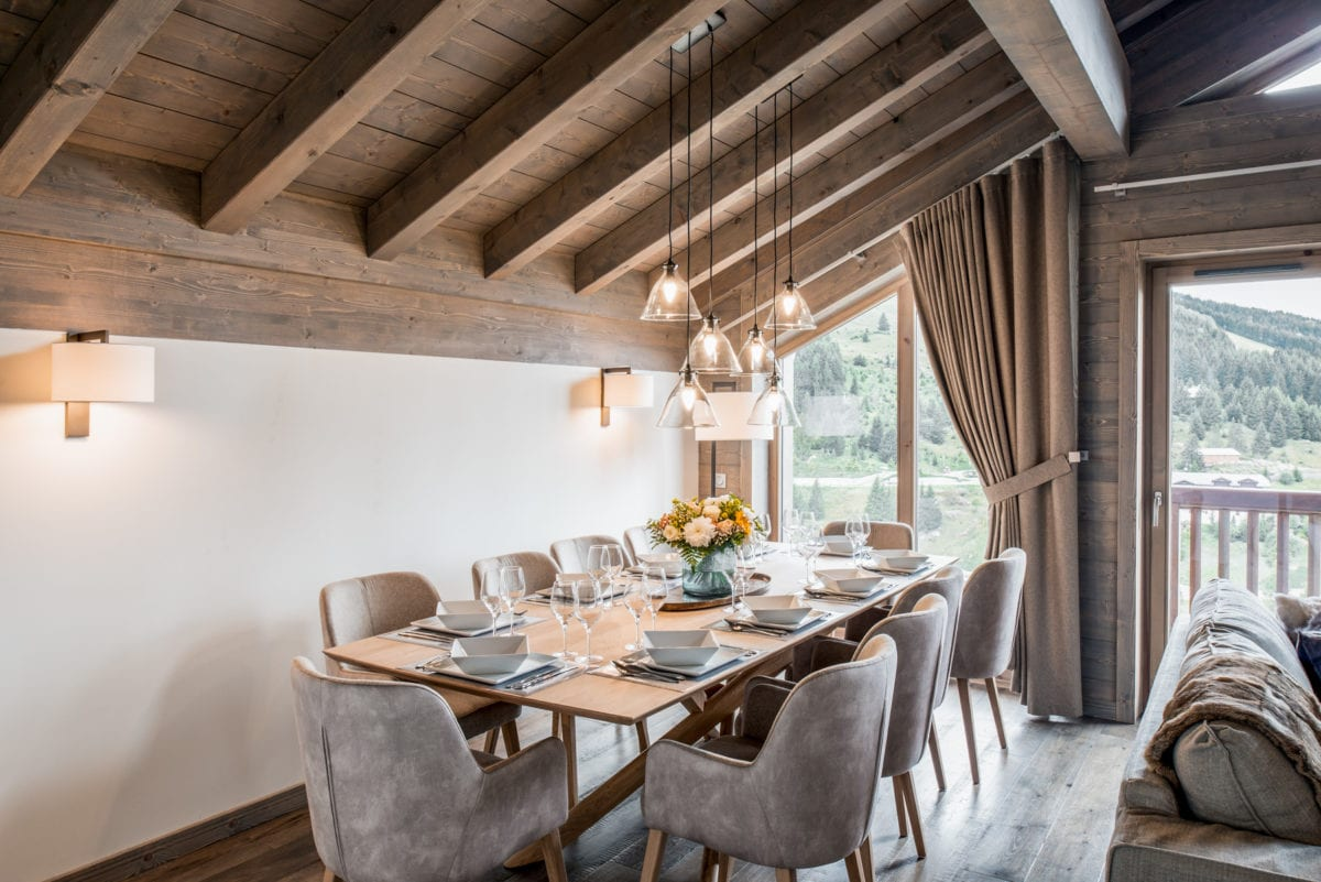 Mammoth Lodge 3 Bedroom Apartment D10 Courchevel Moriond (12)