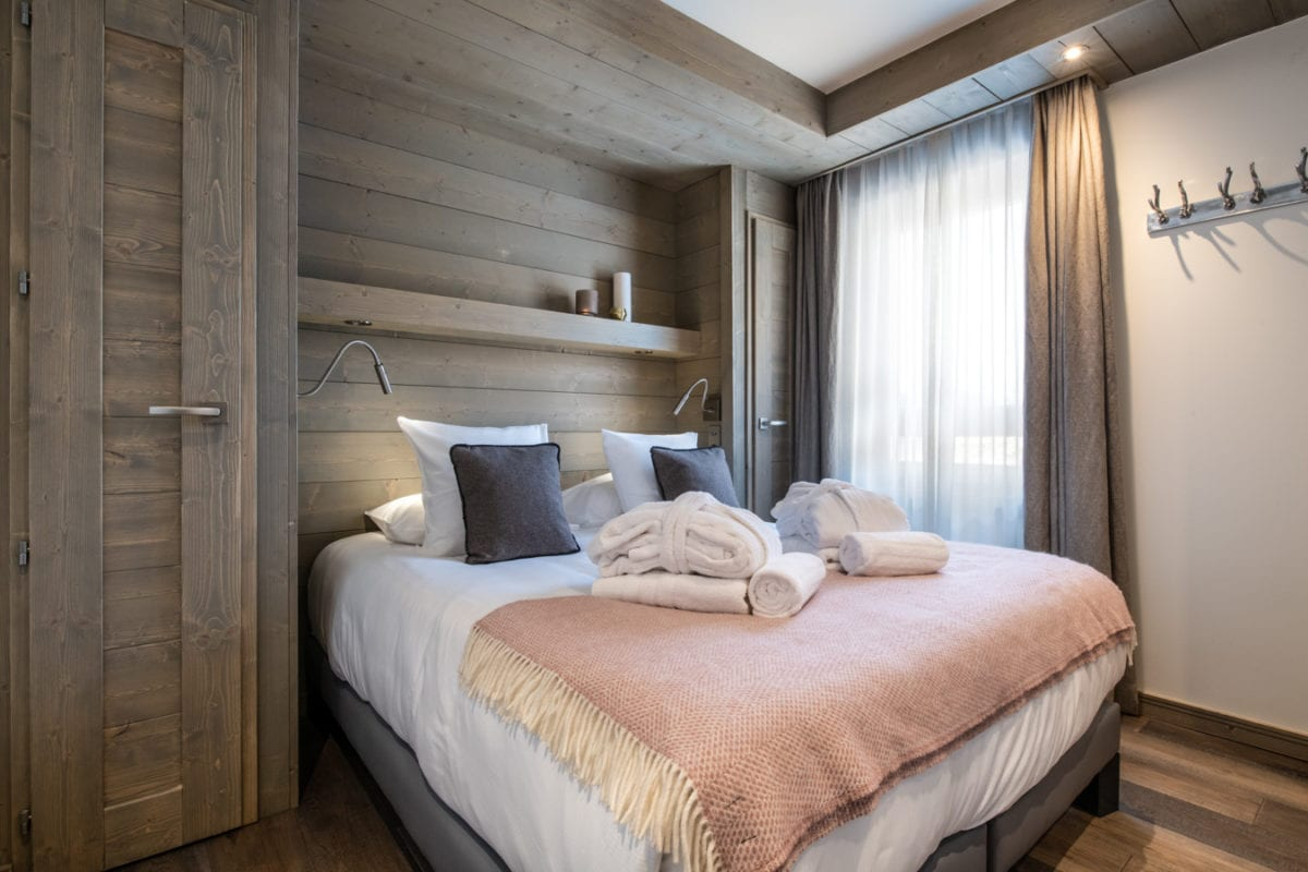 Mammoth Lodge 8 Bedroom D15 Penthouse - Courchevel Moriond (1650)