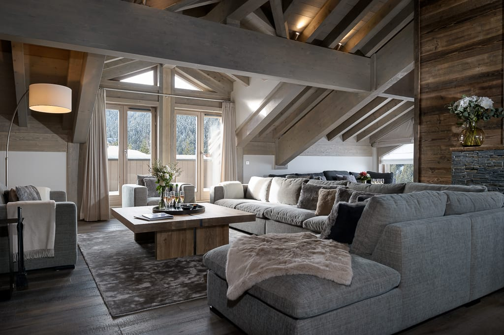 Mammoth Lodge 8 Bedroom D15 Penthouse Courchevel Moriond (1672)