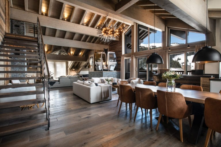 Mammoth Lode 8 Bedroom Penthouse - Courchevel Moriond (1650)