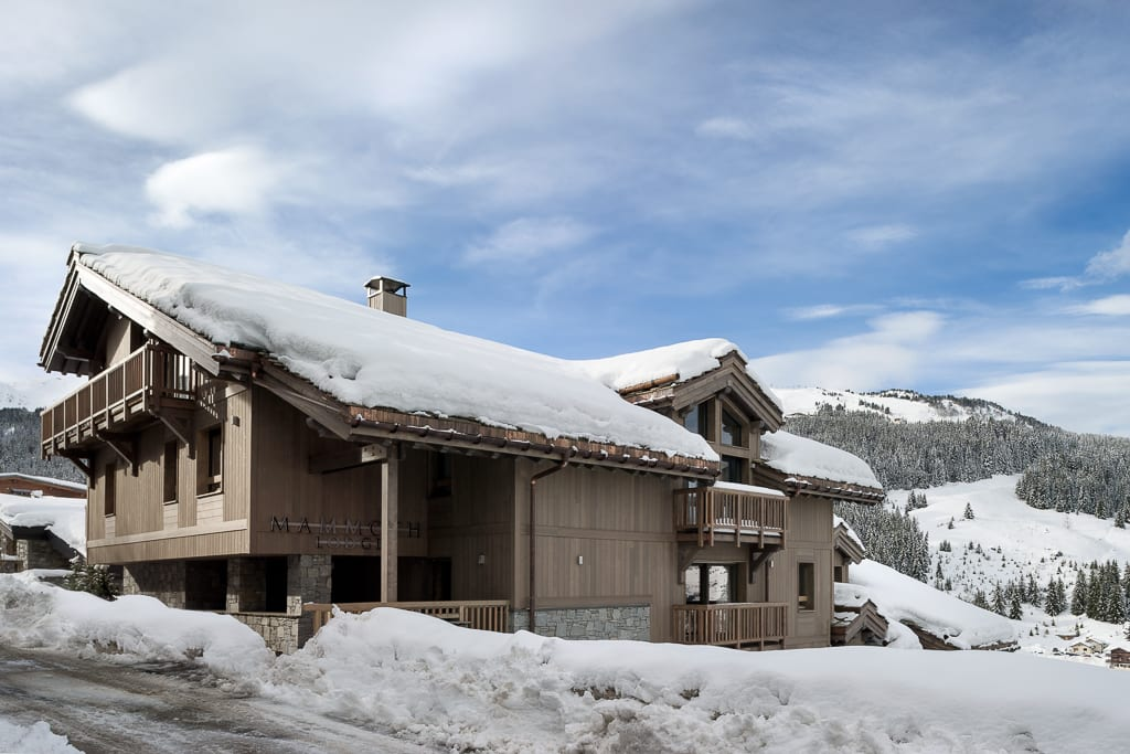 Mammoth Lodge Courchevel Moriond (1668)