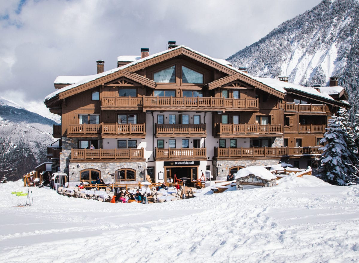 Manali Lodge - Courchevel Moriond (1650)
