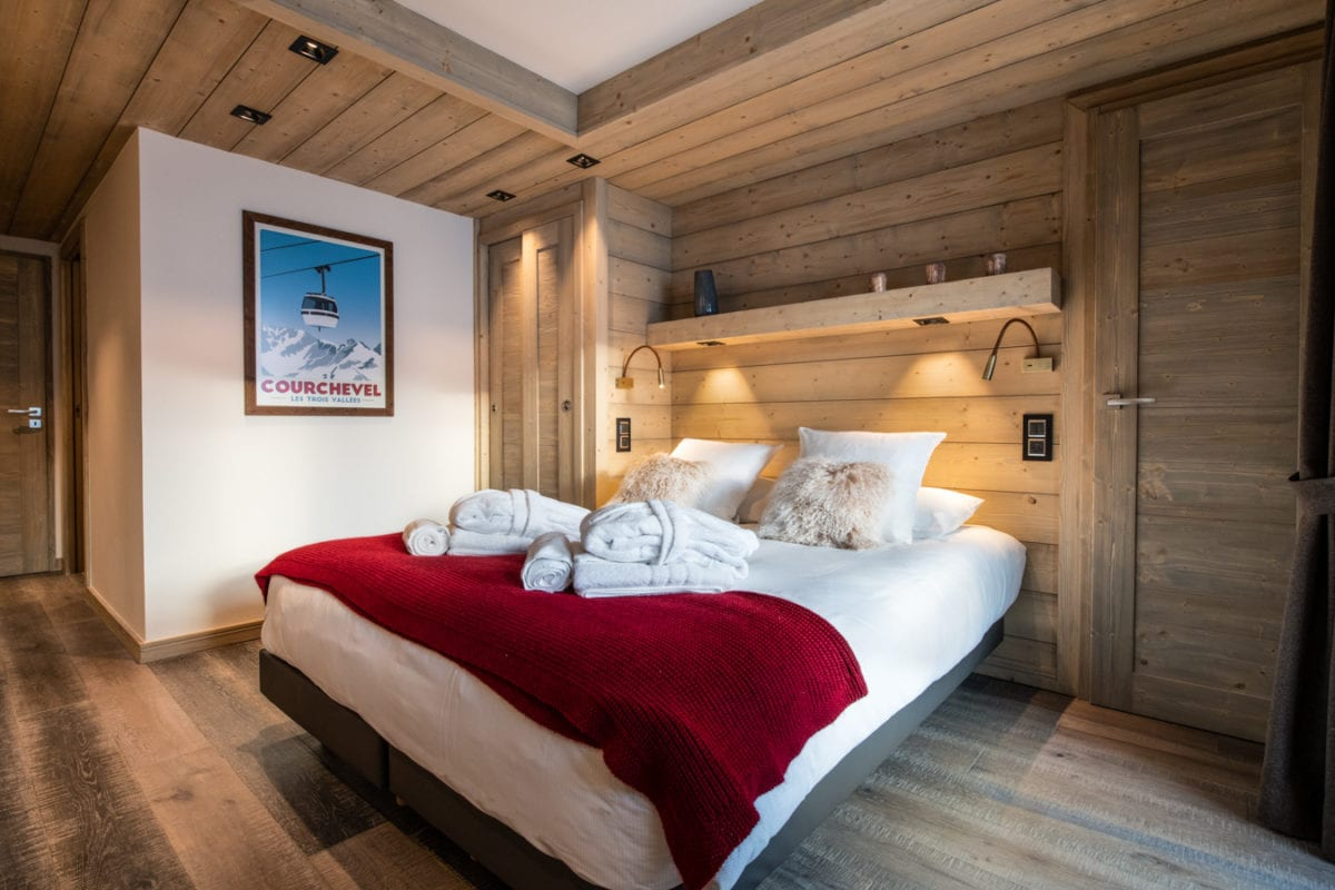 Manali Lodge 3 Bedroom Kangto Suite - Courchevel Moriond