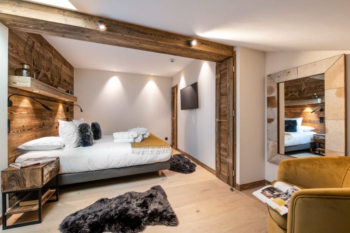 Manali Lodge 4 Bedroom Signature Suite Makalu - Courchevel Moriond