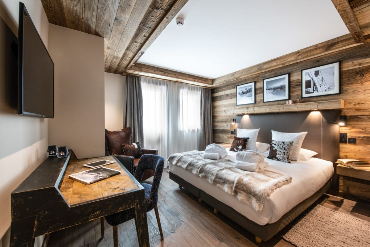 Manali Lodge 5 Bedroom Signature Suite Kinabalu - Courchevel Moriond