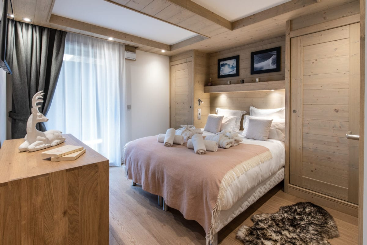 Residence Annapurna 3 Bedroom Apartment B105 - Les Gets