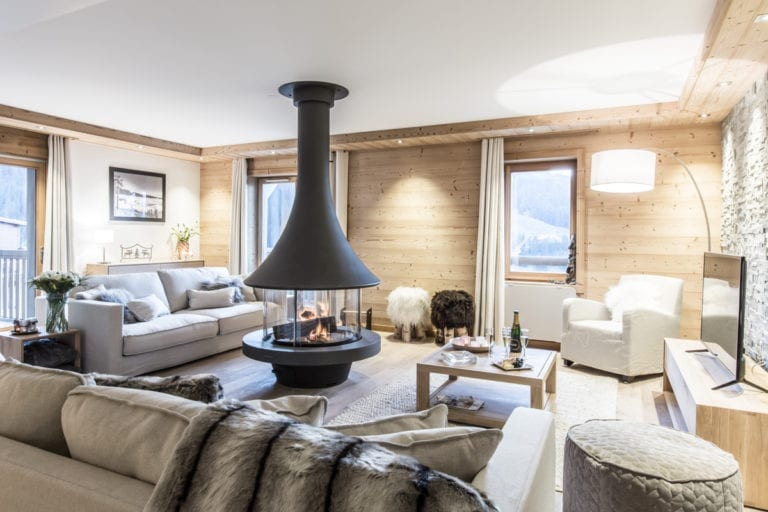 Whistler Lodge 3 Bedroom Apartment B03 - Courchevel Moriond