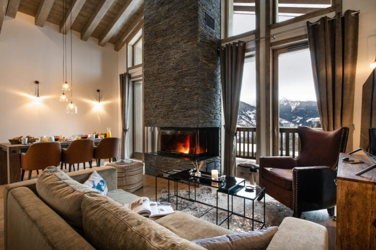 Yellowstone Lodge 4 Bedroom Chalet 2 - Courchevel La Tania