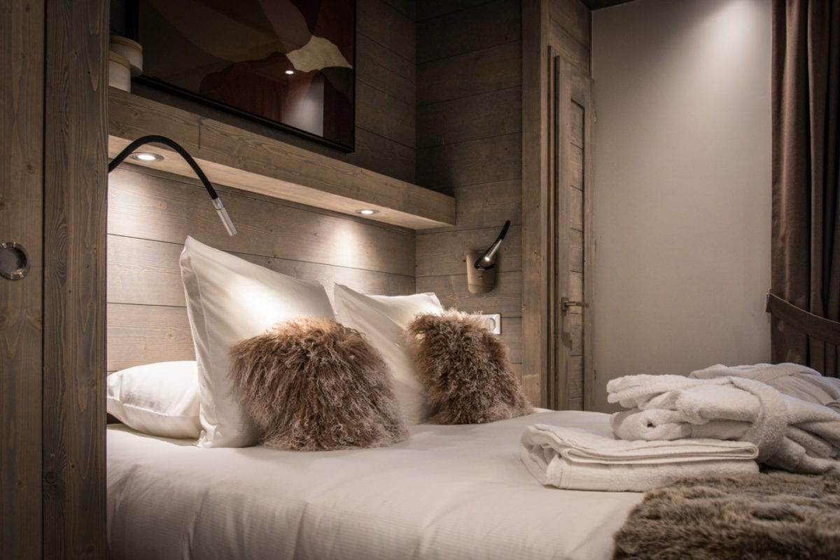 Yellowstone Lodge 4 Bedroom Chalet 3 - Courchevel La Tania