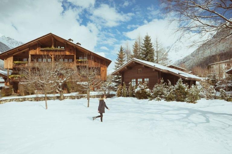 Le Hameau Albert 1er - Chamonix Mont-Blanc