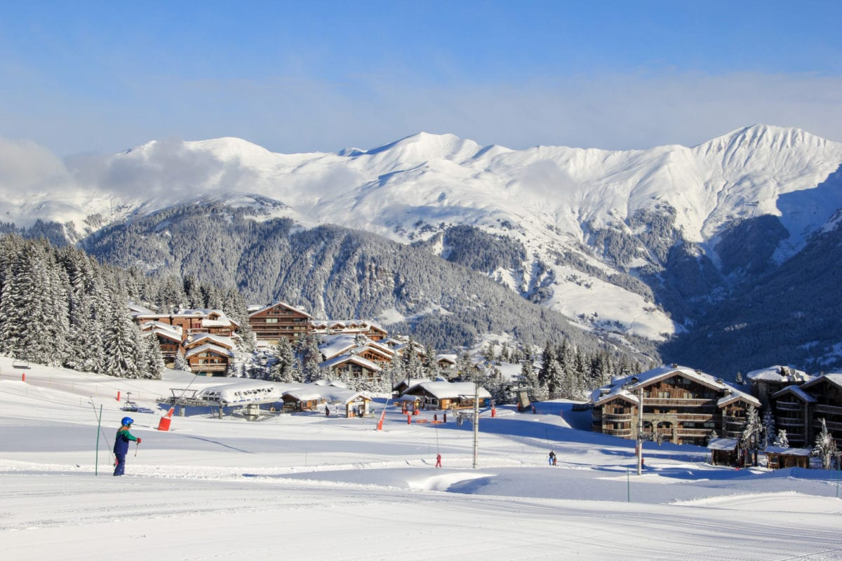 Courchevel ski resort - © Top Snow Travel