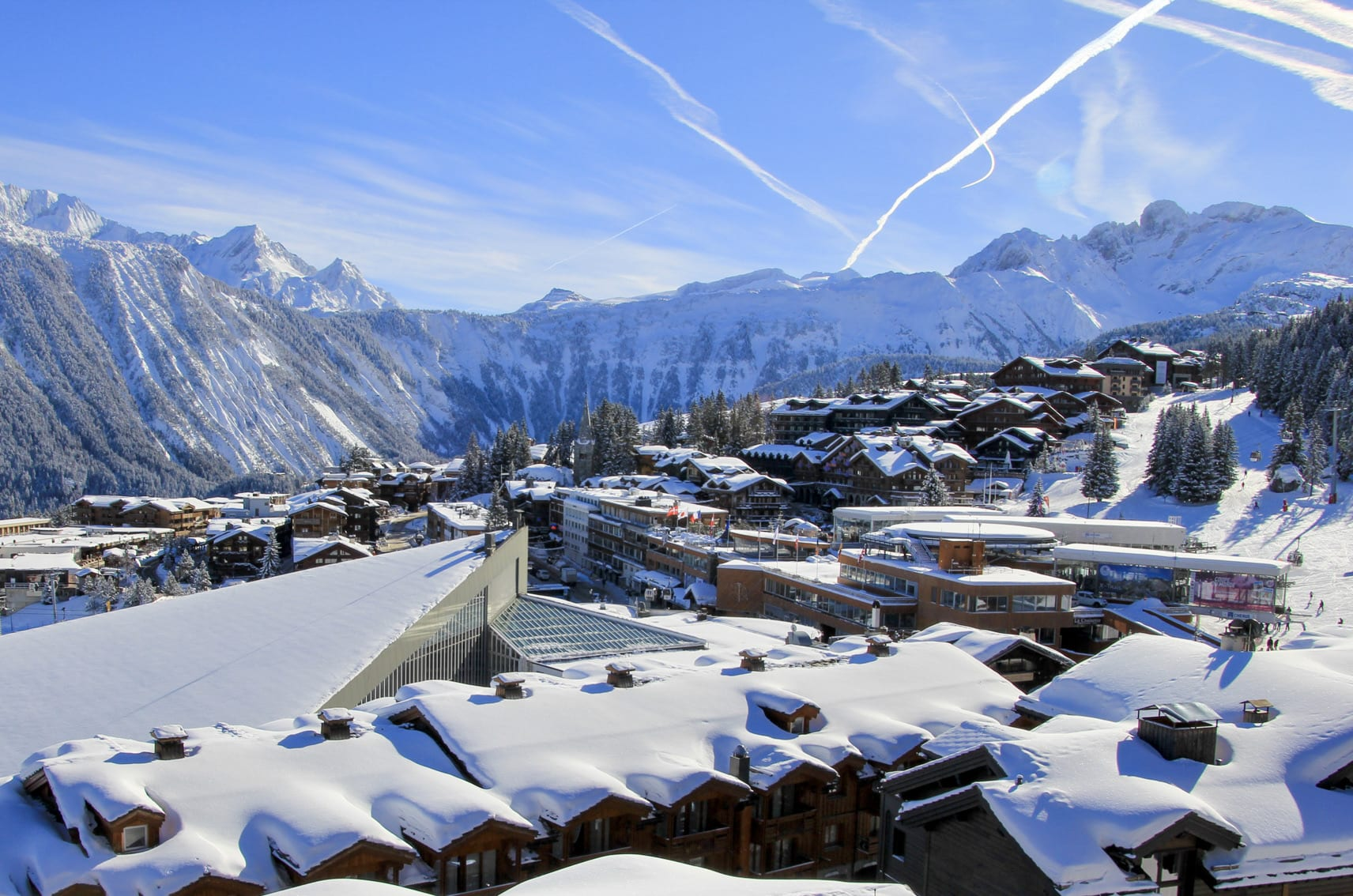 The Ultimate Guide to Courchevel