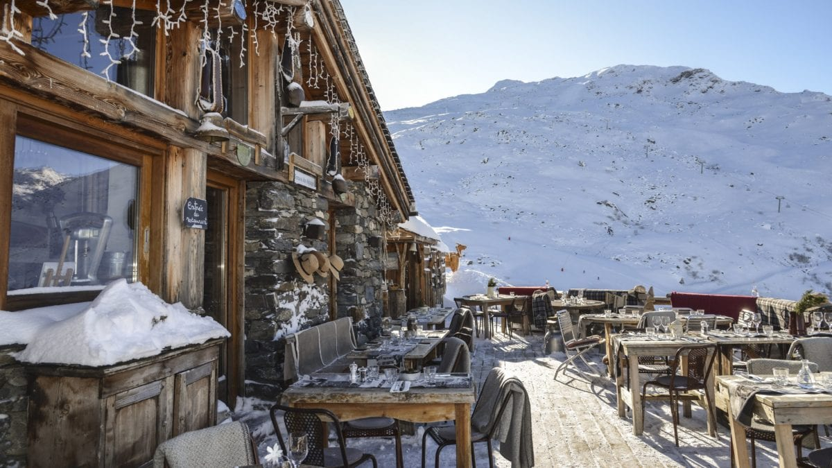 Chez Pépé Nicolas restaurant - Val Thorens