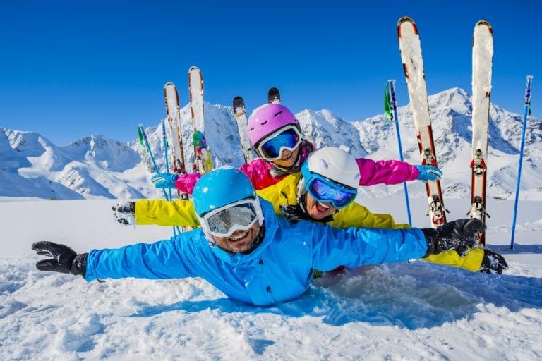 Family Skiing France