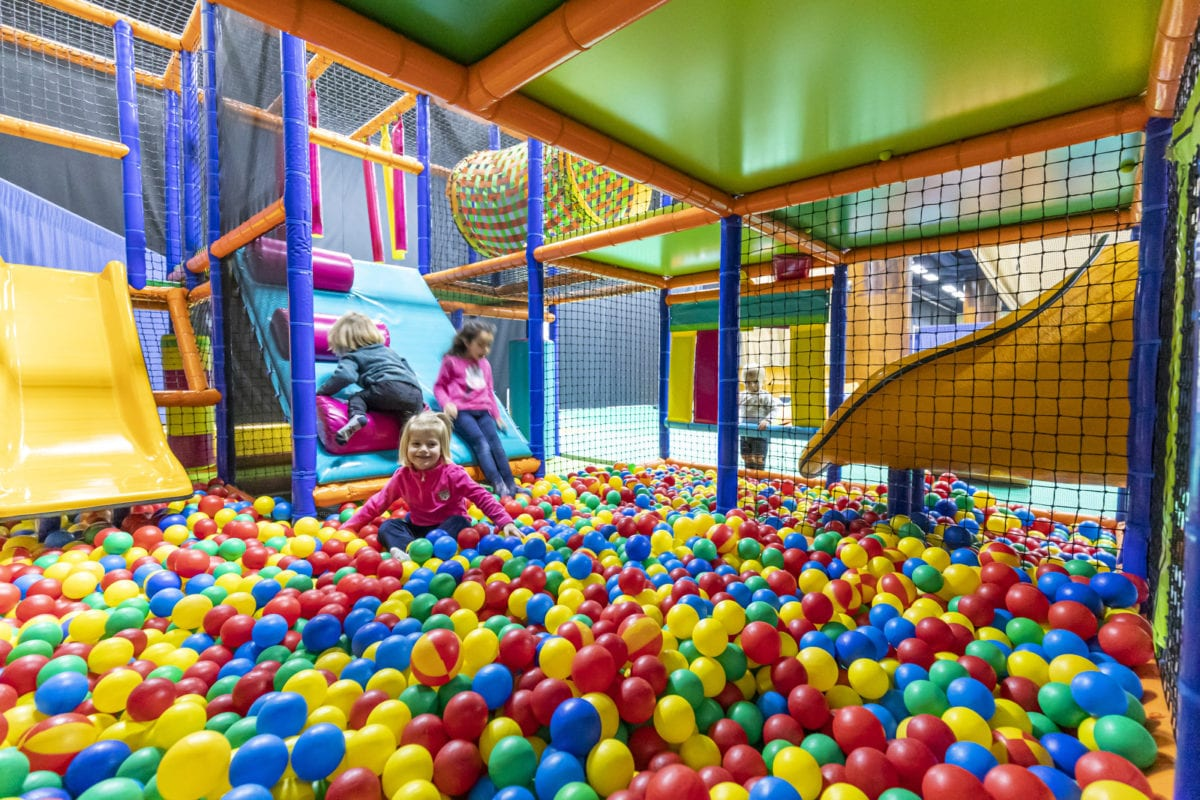 Fun Park - Les Menuires © Alpcat Média