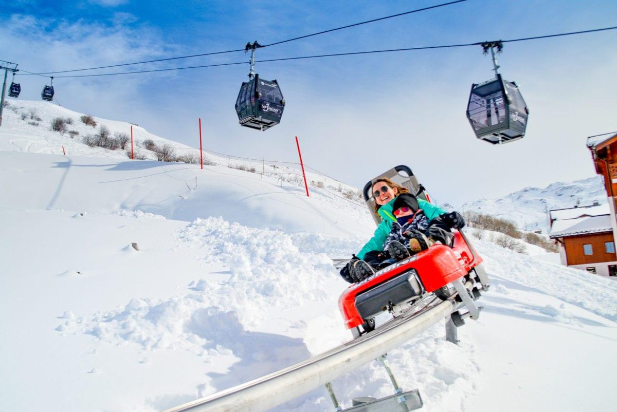 Speed Mountain - Les Menuires © Infonews