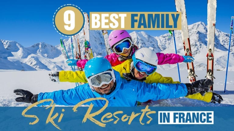 9 Best Family Ski Resorts In France