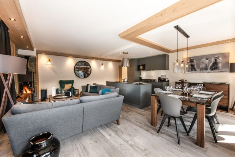 Mammoth Lodge D12 Appartment - Courchevel Moriond