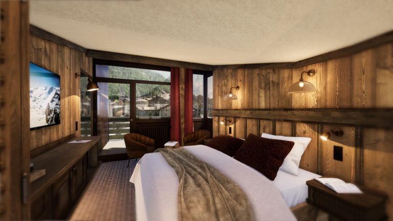 Hotel Le Val d'Isère - in the heart of the village centre`